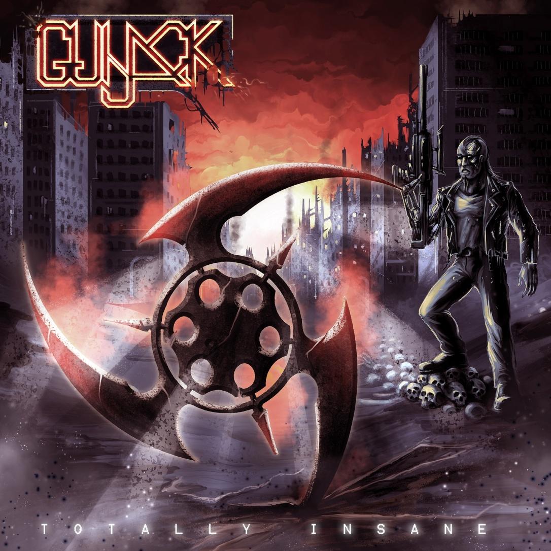 Gunjack - Totally Insane