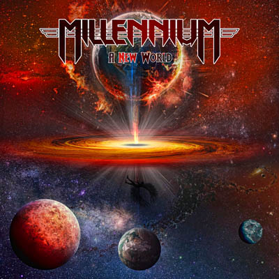 Cover MILLENNIUM A New World