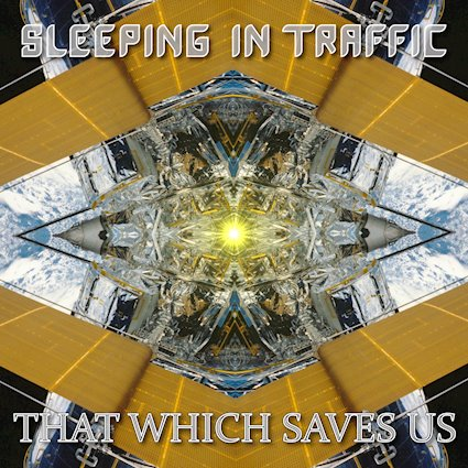 sleeping in traffic